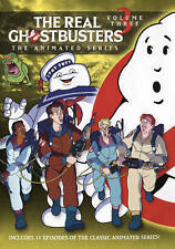 Real Ghostbusters, the - Volume 03, Good DVD, Laura Summer, Maurice LaMarche,