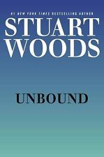 A Stone Barrington Novel: UNBOUND 44 -Stuart Woods (2018, Hardcover) NEW FREE SH