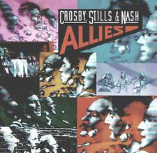 Crosby, Stills & Nash - Allies (1983) Atlantic CD NEW rare oop