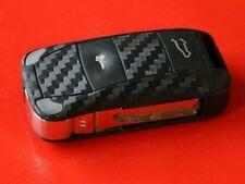 Porsche Cayenne GT3 v6 S Bi Turbo Magnum key decor carbon optic sticker