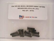 500 Pieces THFC-034 Insert Screw: GTS-1 .. SD-1 .. VR-1