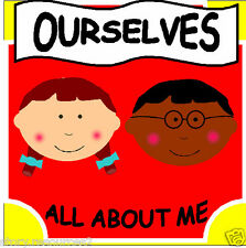 OURSELVES ALL ABOUT ME teaching resource KS1 Resources EYFS MULTICULTURAL SEN