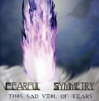FEARFUL SYMMETRY- THIS SAD VEIL OF TEARS (CD, 2003) Deliverance Thrash Metal