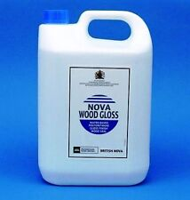 British Nova Novawood Gloss Sealer Finish For Wood Floors 5 Litres