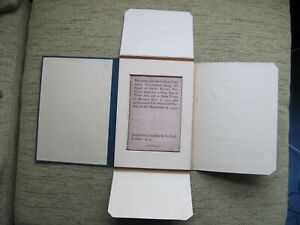 George Bernard Shaw: The Admirable Bashville (1909) - Limited edition. Very RARE