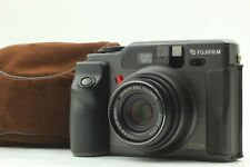 【EXC +5】 Fujifilm Fuji GA645 Zi Black Medium Format Film Camera From JAPAN #1639