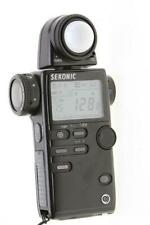 Sekonic L-508 Zoom Master Light Exposure Meter