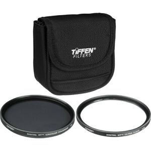 Tiffen 67mm Digital Twin Pack Filter Kit