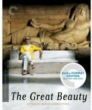 The Great Beauty (Criterion Collection) [New Blu-ray] With DVD, Subtitled