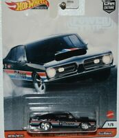 2021 Hot Wheels Premium Car Culture Power Trip Plymouth Barracuda Hemi Near Mint