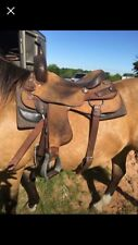"16.5"" Caldwell Cutting Saddle"