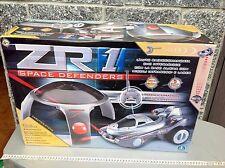 Vintage Zr1 Space Defenders Radiocomando Laser Console & Car R/C Nib