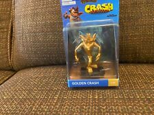 "New listing Activision Totaku Rare Crash Bandicoot ""Golden Crash"" Action Figure - Nib"