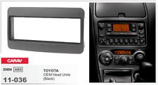 CARAV 11-036 1Din Marco Adaptador Kit de Instalacion de Radio TOYOTA Universal