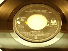 SHERRY KEAN - Diamonds & Pearls / State Of The Heart - 1987 VG++ CANADA 45