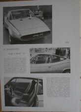 COUPE DAF 55 MICHELOTTI 1968 MOTOR ITALIA