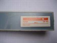 AGFA-GEVAERT TONER GENUINE BLACK Toner  CB 753  100gr one piece