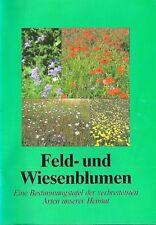 Feld-und Wiesenblumen Bestimmungstafel Landesjägerschaft Niedersachsen e.V. 2006