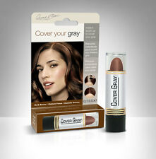 Irene Gari Cover Your Grey for Women Touch Up Stick .15oz. Dark Brown