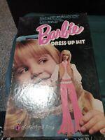 BARBIE DRESS-UP KIT COLORFORMS PLAY SET - No. 510 Vintage   Collectable