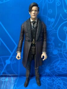 DOCTOR WHO FIGURE - THE 11th ELEVENTH DOCTOR WEARING FROCK COAT