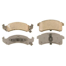 Disc Brake Pad Set-ThermoQuiet Disc Brake Pad Front Wagner QC623