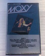 BUZZ SHEARMAN & MOXY Cassette Tape