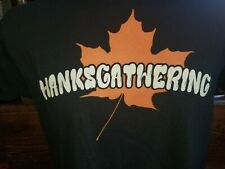 THANKSGATHERING black large t-shirt, Marvelous Funkshun/The Mantras/etc