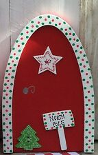 Christmas Elf Door For Elf On The Shelf