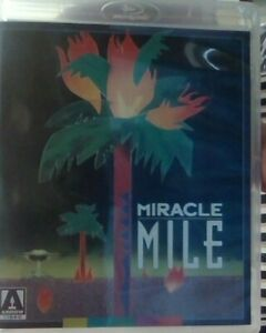 Miracle Mile Blu-Ray Region B (ARROW)