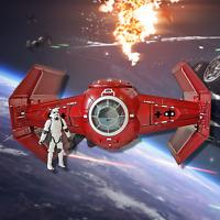 Star Wars Mandalorian Tie Fighter Imperial Troop Transport Inspired Interceptor