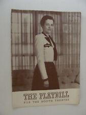 1939 NY Playbill One For the Money Gene Kelly, Alfred Drake, Keenan Wynn