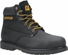 Caterpillar Black Powerplant GYW Safety Boots
