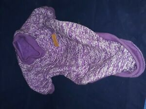 new CLASSIC purple dog sweater - XXL medium size