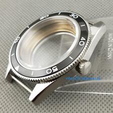 41mm Ceramic Bzele Watch Case Fit ETA 2836 Miyota 8205/8215 DG 2813/3804 P478