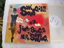 Jimmy Jacobs /Nite Spots LP SWINGIN SOHO GARGOYLE CLUB.HERBIE FLOWERS.UK JAZZ