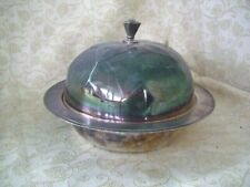 Silver  Regent plated Round Food Warmer with inner dish