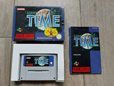SNES super nintendo - Illusion of Time - PAL RPG