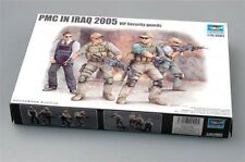 TRUMPETER PMC IN IRAQ 2005 VIP SECURITY GUARDS Scala 1:35 cod.00420