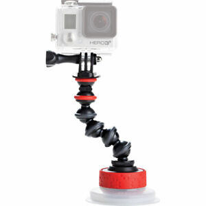 Joby Action Series Suction Cup and GorillaPod Arm with GoPro Mount Mfr JB01329