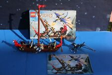 RARE RETIRED 100% Genuine Lego Castle VIKING BOAT Vs WYVERN DRAGON Set 7016