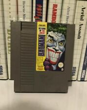 Batman Return Of The Joker NES Nintendo Pal B