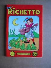Richetto n°11 1966 edizione Gemelli - Numero introvabile  [G369]