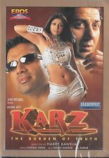 KARZ - THE BURDEN OF TRUTH - SUNNY DEOL - SUNIL SHETTY - NEW BOLLYWOOD DVD