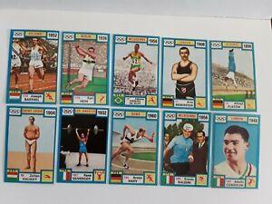 PANINI OLYMPIA 1896 - 1972  Sportifs
