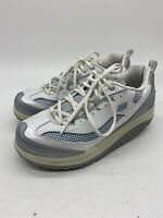 Skechers Shape Ups 8.5 Womens Slip Resistant Work Walking Shoes 11803 WSLB