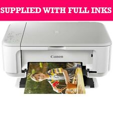 CANON Pixma MG3650 All in One Wireless Printer + Full Inks