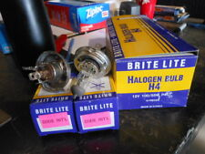 K&L Brite Lite H4 12V 100/55W P45T Halogen Lamps Bulbs Motorcycle 20-0731 QTY2