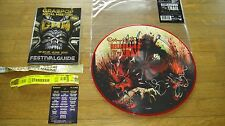 Children Of Bodom – Hellhounds LP picture disc signed autographed 500 made