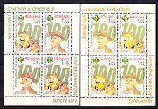 Europa Cept 2007 Romania 2 m/s  ** mnh (A502)